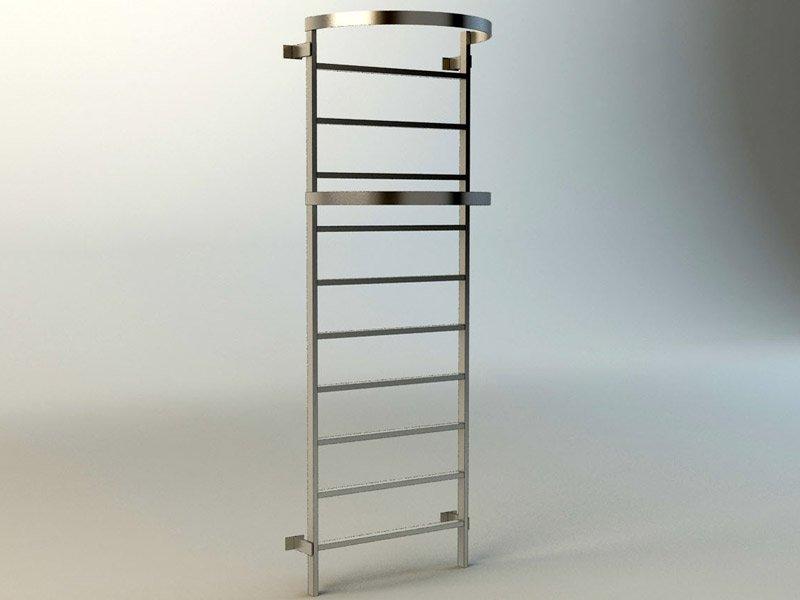 Проектирование пожарной лестницы