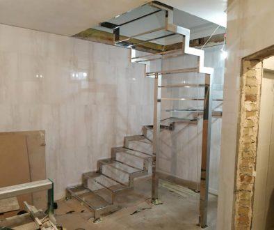 Фото лестницы в частном доме